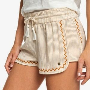 Roxy friends stories beach shorts small